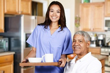 assisted home care service