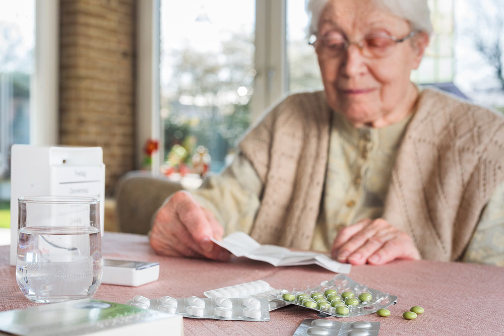 Health Prescription: Are Seniors Getting The Right Medications?