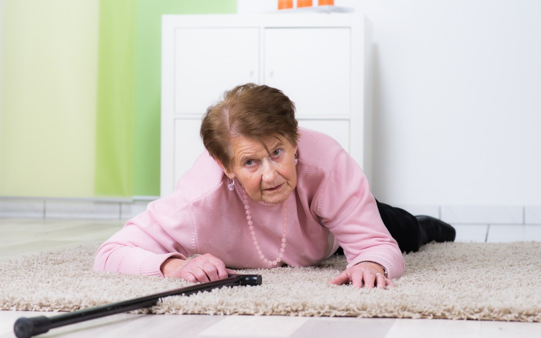 How to Prevent Falls in the Household.