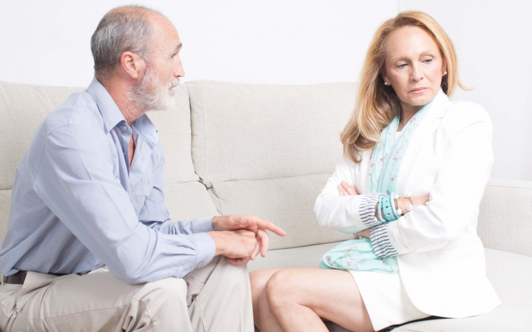 Dealing with Difficult Behavior in Seniors