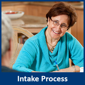intake process home care toronto north york