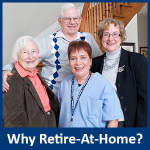 why retire at home toronto north york