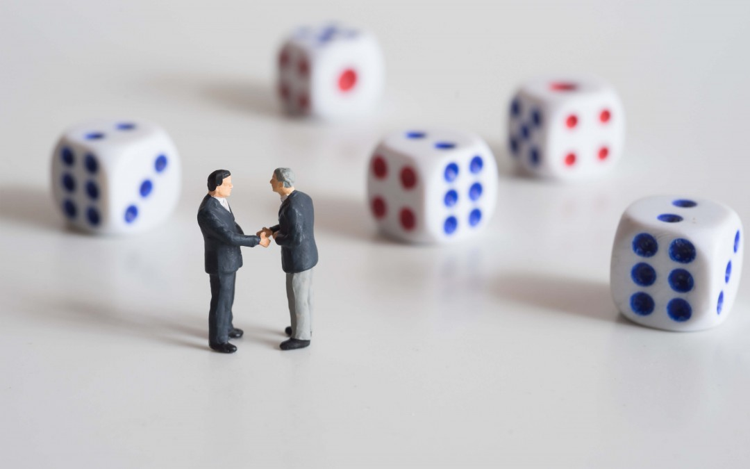 Does Your Elderly Loved One Have a Gambling Problem?
