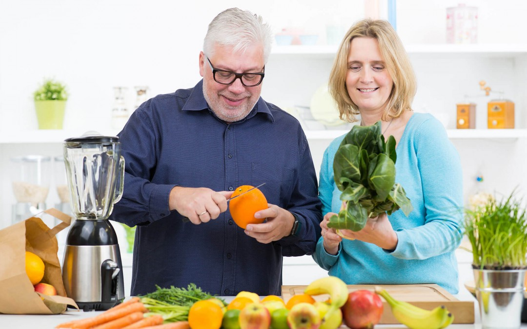 Tips for Seniors to Maintain a Healthy Diet